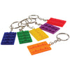 Block Mania Keychains (pack of 12) - Party Themes