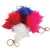 Fluffy Keychains (pack of 12) - Novelties