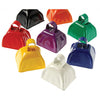 School Spirit Cowbells (Assorted) (One Dozen) - by Carnival Source Discount Toys