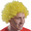 Team Spirit Wig, Yellow by US Toy