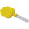Paw Print Clappers, Yellow (one dozen) - Sports