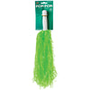 School Spirit Pom-Poms (Green) (One Dozen) - Sports