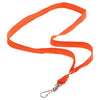 School Spirit Lanyards(Orange) (One Dozen) - Sports
