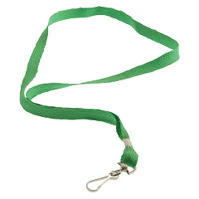 School Spirit Lanyards(Green) (One Dozen) - Sports