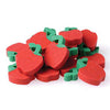 Mini Apple Erasers (144 pieces) - School Stuff