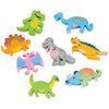 Dino Erasers (pack of 12) - Party Themes