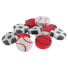 Sports - Mini Sport Erasers (144 pieces)