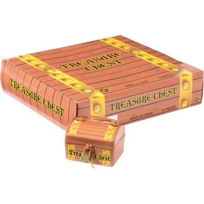 pirate treasure chests cs mu130  - Carnival Supplies