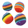 Rainbow Kick Balls (1 Dozen) - Novelties