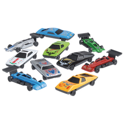 25 Piece Race Car Set - Toys