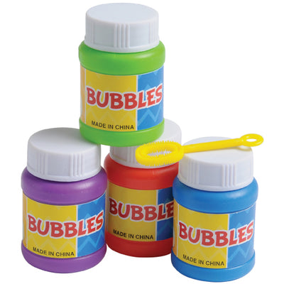 Party Mini Bubbles, 24 per Box - Party Supplies