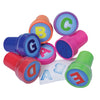 Alphabet Stampers - 26 Pieces - School Stuff