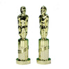 Gold Tone Statue - Novelties