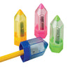 Pencil Shape Sharpeners - 24 Pieces - School Stuff