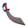 Curved Foam Pirate Sword - Party Themes