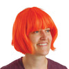 Mod Wig - Orange - Costumes and Accessories