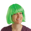 Mod Wig - Green - Costumes and Accessories