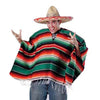 Poncho - Adult - Costumes and Accessories