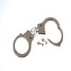 Economy Metal Handcuffs - Costumes and Accessories