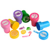 Candy Stampers - 6 Pieces - School Stuff