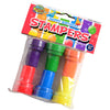 Happy Birthday Stampers - 6 Pieces - School Stuff