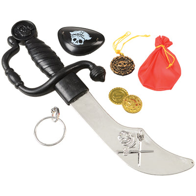 Pirate Sword Set (pack of 7) - Party Themes