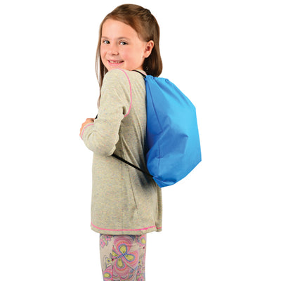 Primary Drawstring Backpacks (pack of 12) - School Stuff
