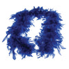 Feather Boa - Blue - Costumes and Accessories
