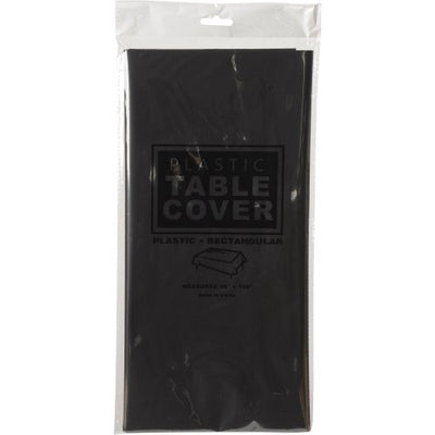 plastic tablecover cs np262  - Carnival Supplies