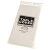Plastic Tablecover (White) - Party Supplies