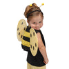 Honeybee Wing Set 2 Pieces - Costumes and Accessories