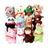Plush Toy Plush Animal Assortment (One Dozen) - Toys