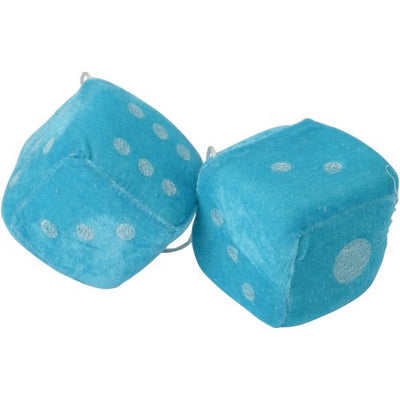 plush toy dice  - Carnival Supplies