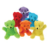 Plush Toy Mini Bears (One Dozen) - by Carnival Source Discount Toys