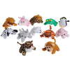Plush Toy Stuffed Animals (One Dozen) - by Carnival Source Discount Toys