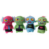 Bright Zombie Plush (pack of 12) - Toys