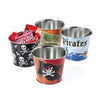 Mini Pirate Buckets (1 Dozen) - Party Themes