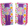 Candy Paper Bags (One Dozen) - Party Supplies