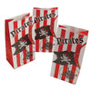 Paper Pirate Paper Bags (1 dozen) - Party Themes