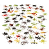 assorted insects 72 piecess  - Carnival Supplies