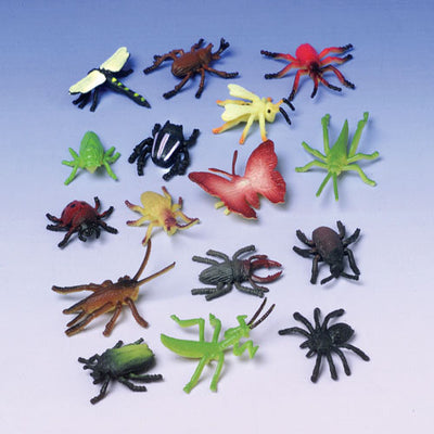 Discount assorted insects 72 piecess