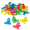 Plastic Mini Clips (24 Per Pack) - School Stuff