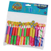 Smile Face Slide Whistles (24 Per Pack) - Party Supplies