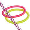 Coil Bracelets - 24 Pieces - Costumes and Accessories