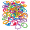 Gem Rings-72 Pieces - Costumes and Accessories