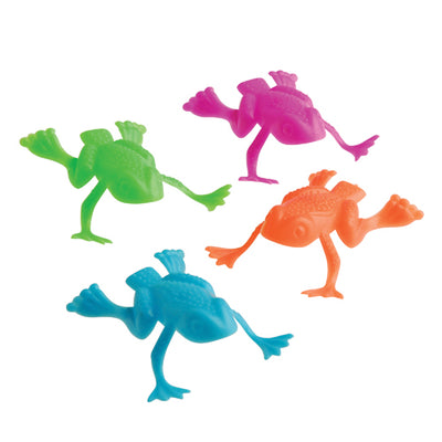 Jumping Frogs - 36 Pieces - Toys