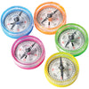 Mini Compasses - 36 Pieces - Novelties