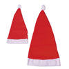 Economy Santa Hats - Adult Size (one dozen) - Holidays