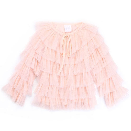 Alex and Ant W18P20 Frou Cape Pink