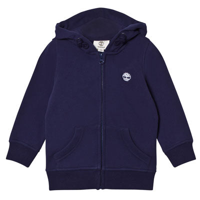 Timberland Navy Classic Branded Hoodie